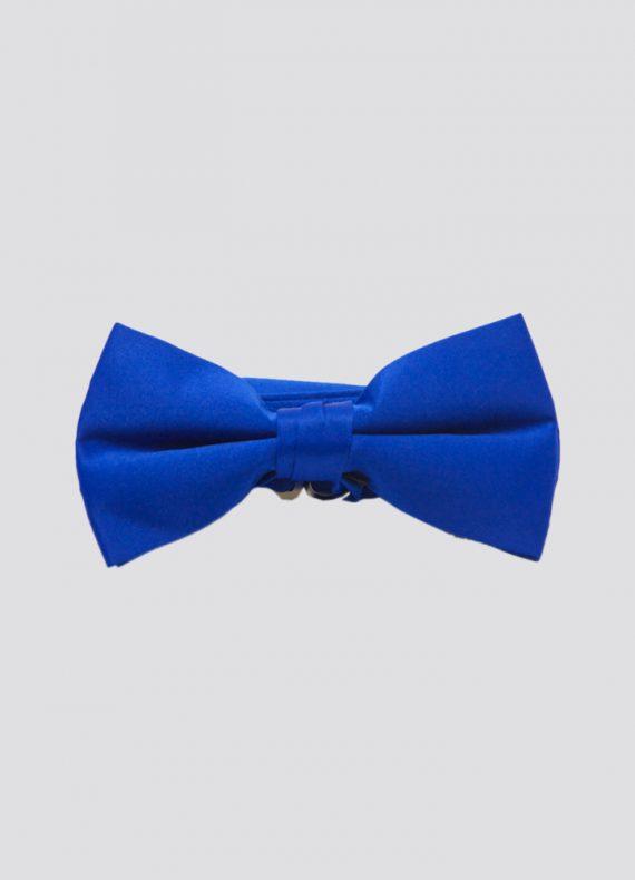 Pre Tied Bow Tie Royal Blue