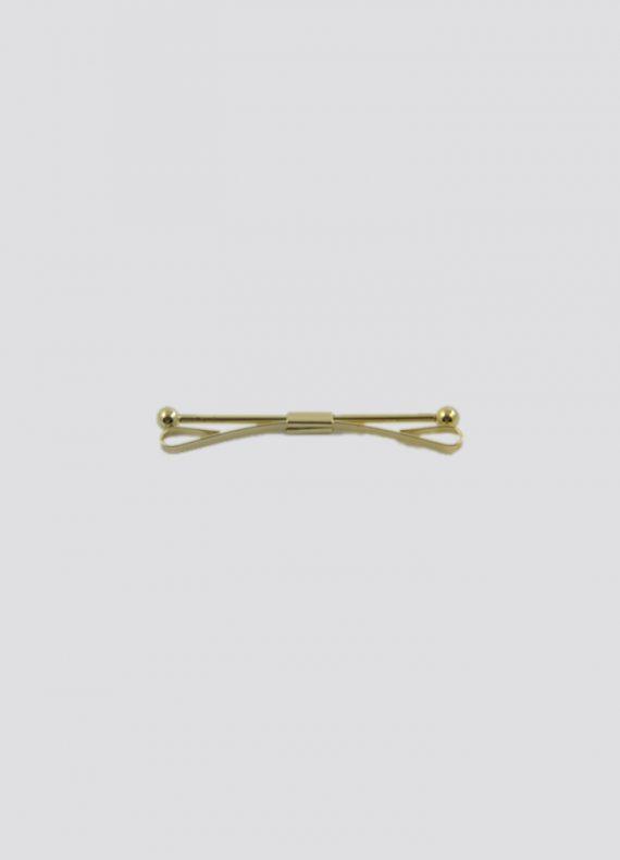 Gold Tie Bar 2